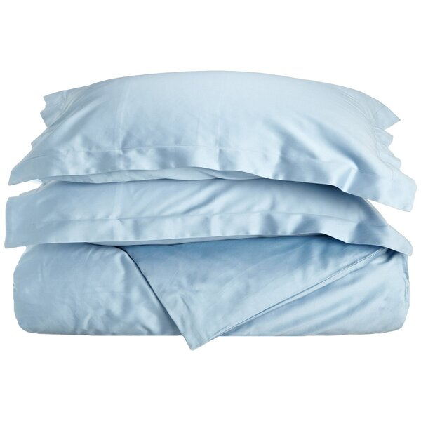300 Thread Count 100% Cotton Duvet Cover by Simple Luxury